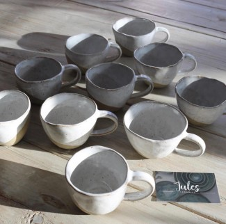 JULES CARPENTER POTTERY