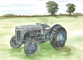 THE OLD TRACTOR SHED GALLERY